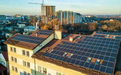 Panele fotowoltaiczne, jako pokrycie dachu
